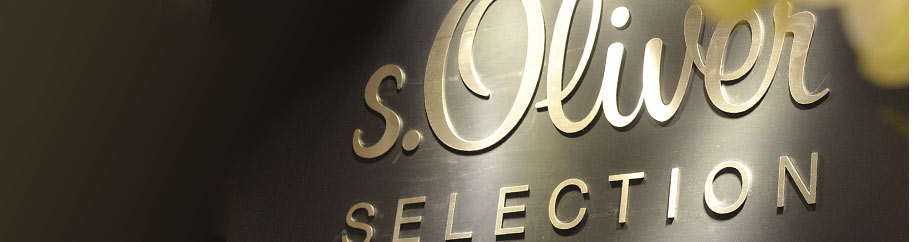 s.Oliver Selection Store Intro